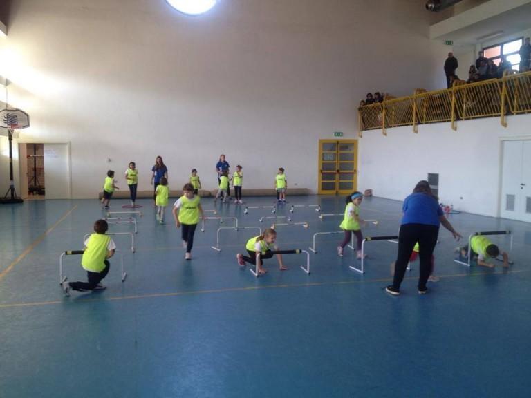 """""""Giocasport Challenge""""  pomeriggio di """"sfide"""" per 120 bambini"""