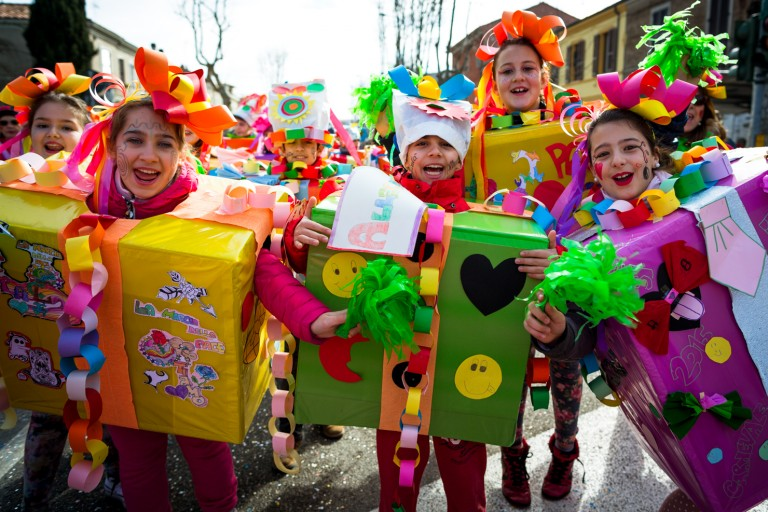 Carnevale 2017: feste per tutte le età targate Asi Pesaro