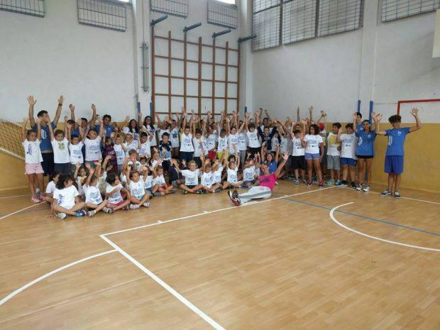 Il Jump si tinge d'azzurro con i campioni Elisa Cella e Giuseppe Pallucca