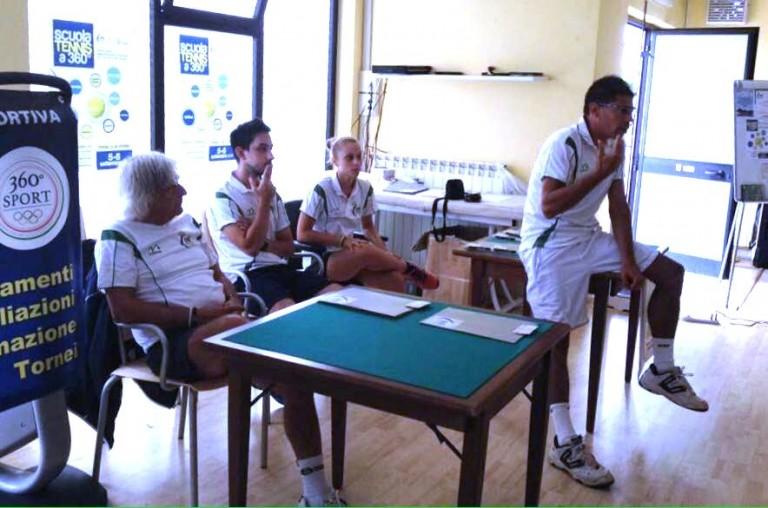 Preparatore fisico per il Tennis, l'appuntamento è alla Palestra Venturini di Fano