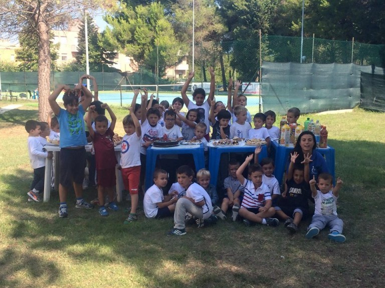 Jump e Circolo Tennis Sant'Orso, una storia lunga dieci anni