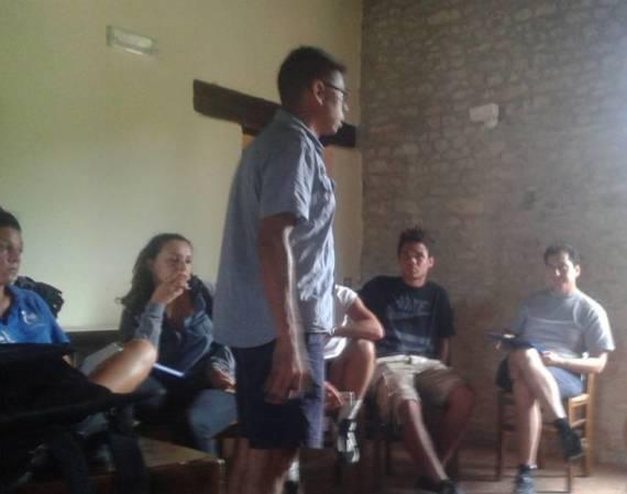 A Belforte all'Isauro corso di formazione organizzato da Asi Marche