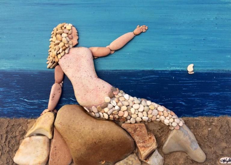 """Il Jump in """"formato mare""""  tra sabbia, sport e…""""sassi d'autore"""""""
