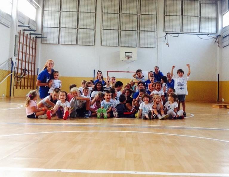 Mini Jump, ecco l'asilo Albero Azzurro di San Lazzaro