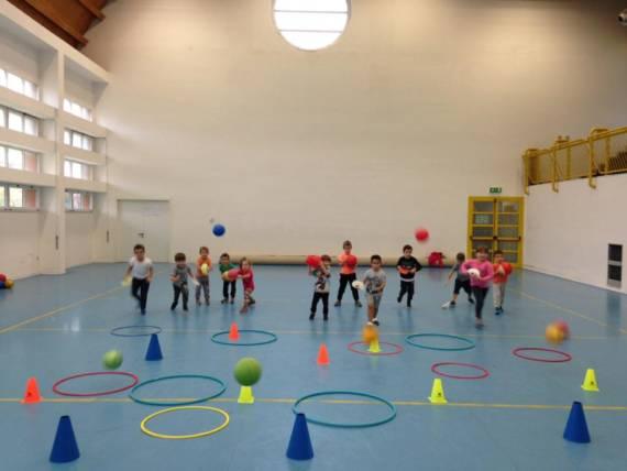 Giocasport, un'attività scientificamente fantastica