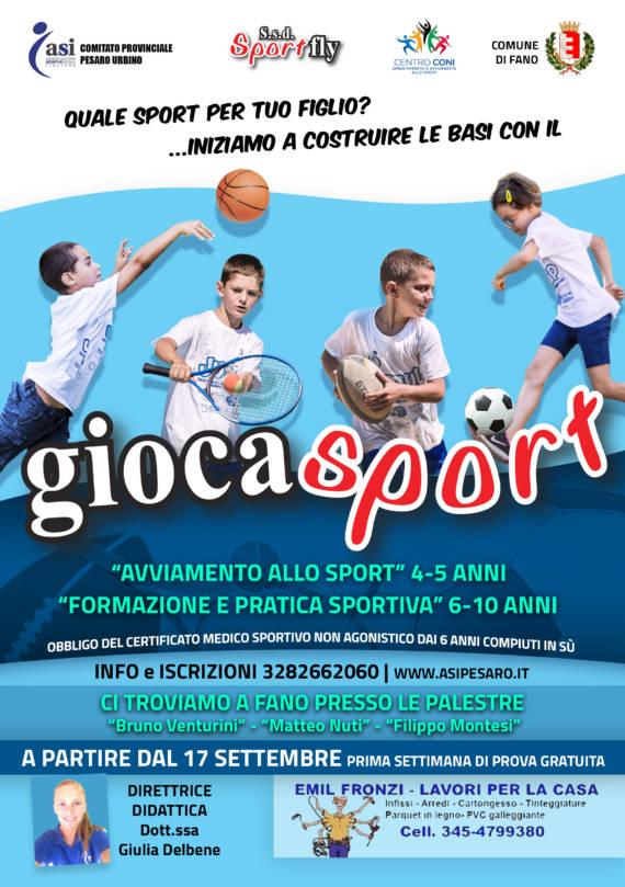 Giocasport