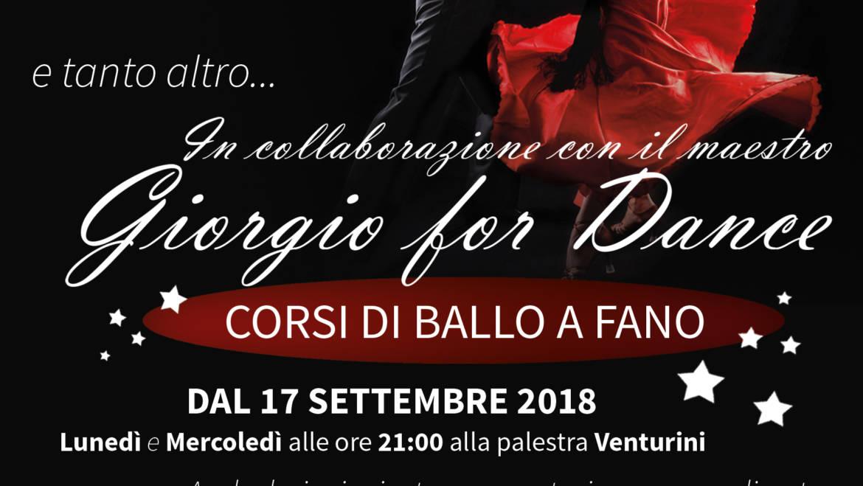 Giorgio For Dance