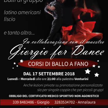 Giorgio For Dance