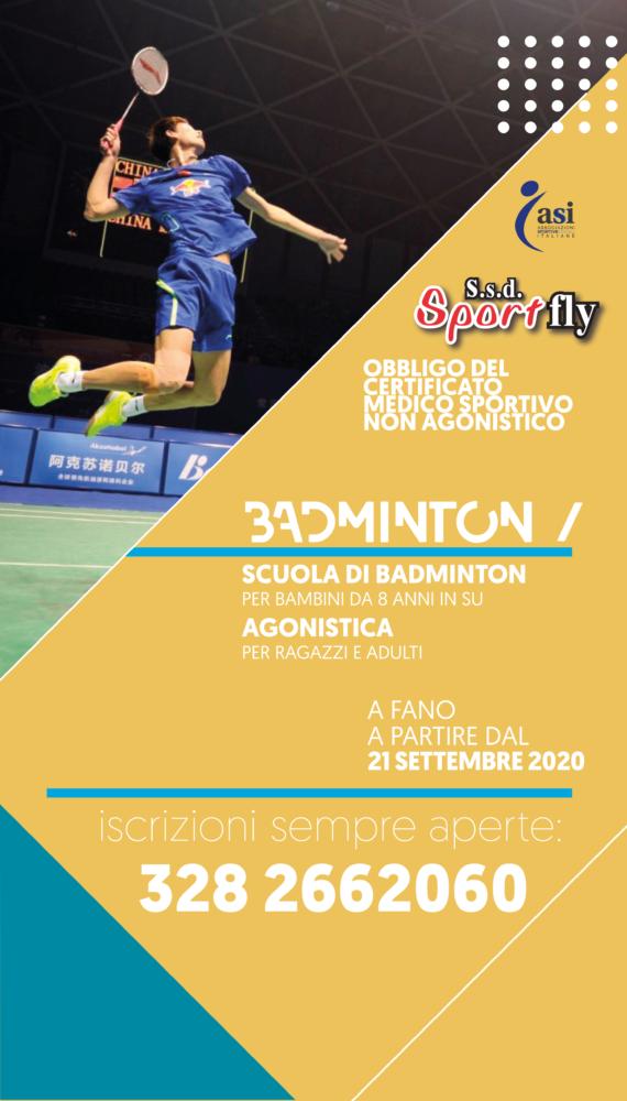 Badminton – Sportfly