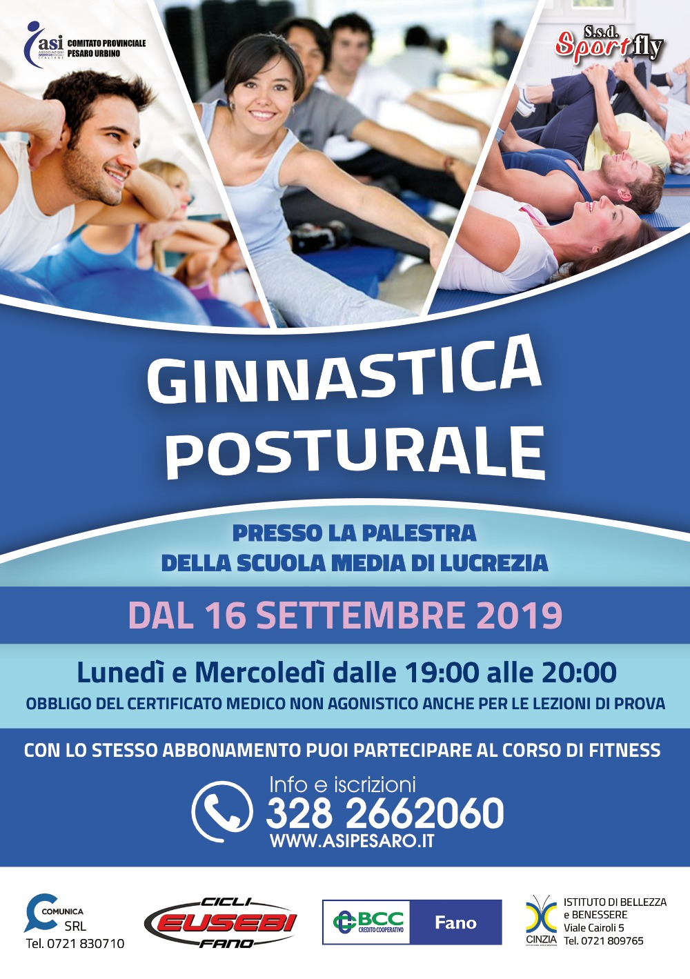 Posturale Provincia di Pesaro – Urbino