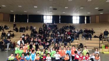 Il Giocasport chiude il 2019 in bellezza. Più di 100 bambini alla festa di fine anno