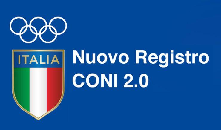 Registro CONI 2.0 ed Eventi Sportivi: una tregua di 6 mesi